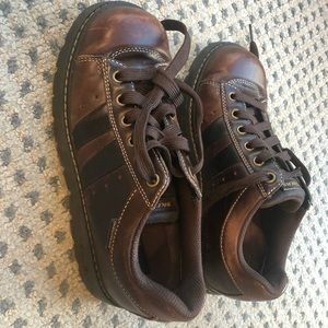 Vintage Skechers Oxford Style lace-up shoes